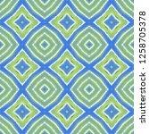 seamless background pattern... | Shutterstock . vector #1258705378