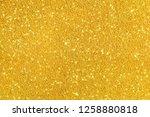 beautiful golden festive... | Shutterstock . vector #1258880818