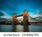 Tower Bridge Long Exposure  Lit ...