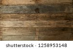 wood old plank vintage texture... | Shutterstock . vector #1258953148