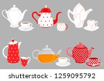 illustration on theme big... | Shutterstock .eps vector #1259095792
