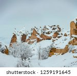 view from cappadocia turkey... | Shutterstock . vector #1259191645