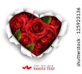 Valentine Heart Card Design....