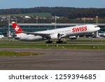 kloten  zurich  switzerland  ... | Shutterstock . vector #1259394685