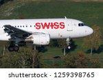 kloten  zurich  switzerland  ... | Shutterstock . vector #1259398765