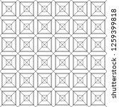 geometric seamless pattern... | Shutterstock .eps vector #1259399818