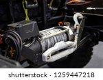 off road car winch | Shutterstock . vector #1259447218