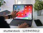 chiangmai  thailand   dec 14 ...   Shutterstock . vector #1259455012