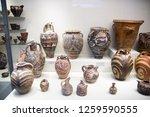 greece  crete  heraklion   july ... | Shutterstock . vector #1259590555