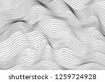 wave lines pattern abstract... | Shutterstock .eps vector #1259724928