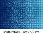 horizontal banner or background ... | Shutterstock .eps vector #1259770195