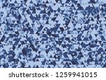 triangle pattern abstract... | Shutterstock .eps vector #1259941015