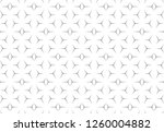 geometric pattern minimal think ... | Shutterstock .eps vector #1260004882