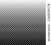 scales pattern with halftone... | Shutterstock .eps vector #1260039178