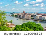 Budapest Cityscape With...