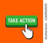hand mouse cursor clicks the... | Shutterstock . vector #1260063025