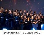 cracow  poland   december 7 ... | Shutterstock . vector #1260064912