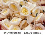 sandalwood flower for funerals... | Shutterstock . vector #1260148888