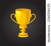 gold rewards cup. challenge...