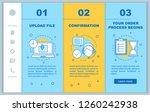 customer support onboarding... | Shutterstock .eps vector #1260242938
