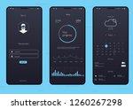 mobile infographics application ...