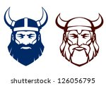 line illustration of an ancient ...   Shutterstock .eps vector #126056795