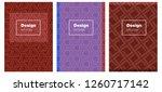 light blue  red vector pattern...