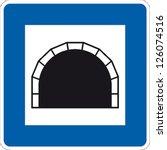 Traffic Sign Tunnel