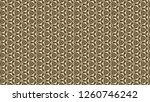 abstract seamless pattern ... | Shutterstock . vector #1260746242