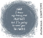 """illustration with quote """"look i ... 