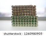 ecology recycling concept ...   Shutterstock . vector #1260980905