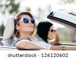 close up of girls wearing... | Shutterstock . vector #126120602