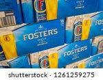 hanley  stoke on trent ... | Shutterstock . vector #1261259275