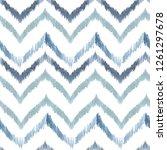 watercolor seamless pattern... | Shutterstock . vector #1261297678