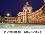 the french academy is pre... | Shutterstock . vector #1261424515