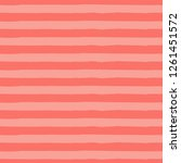striped seamless vector pattern.... | Shutterstock .eps vector #1261451572