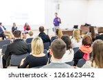 business and entrepreneurship... | Shutterstock . vector #1261623442