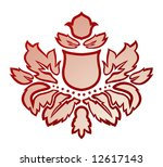 vector illustration of a red... | Shutterstock .eps vector #12617143
