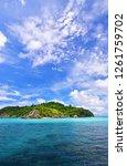 cockburn island landscape of... | Shutterstock . vector #1261759702