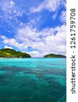 cockburn island landscape of... | Shutterstock . vector #1261759708