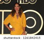 los angeles   sep 17   gina...   Shutterstock . vector #1261842415