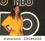 los angeles   sep 17   gina...   Shutterstock . vector #1261842418