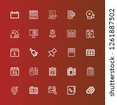 editable 25 reminder icons for...