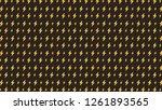 thunder pattern wallpaper. free ... | Shutterstock .eps vector #1261893565