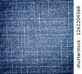 denim jeans texture. denim... | Shutterstock . vector #1262204368