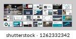 original modern presentation... | Shutterstock .eps vector #1262332342