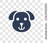 Dog Emoji Icon. Trendy Dog...