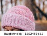 Warm Knitted Wool Women's Hat...