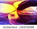 petri dishes. laboratory... | Shutterstock . vector #1262518588
