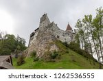 old bran castle | Shutterstock . vector #1262536555